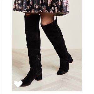 Madewell The Walker Over-the-Knee Boot G8073